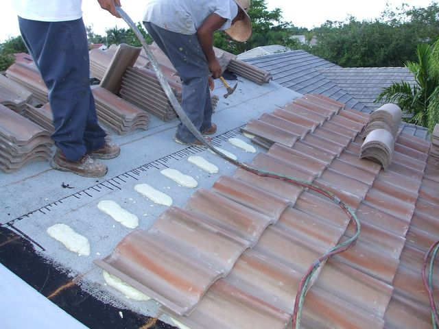 roofing tile repair