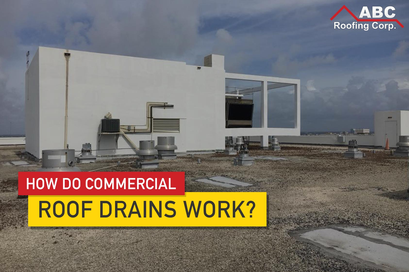 commercial roof drains - Roof Drains