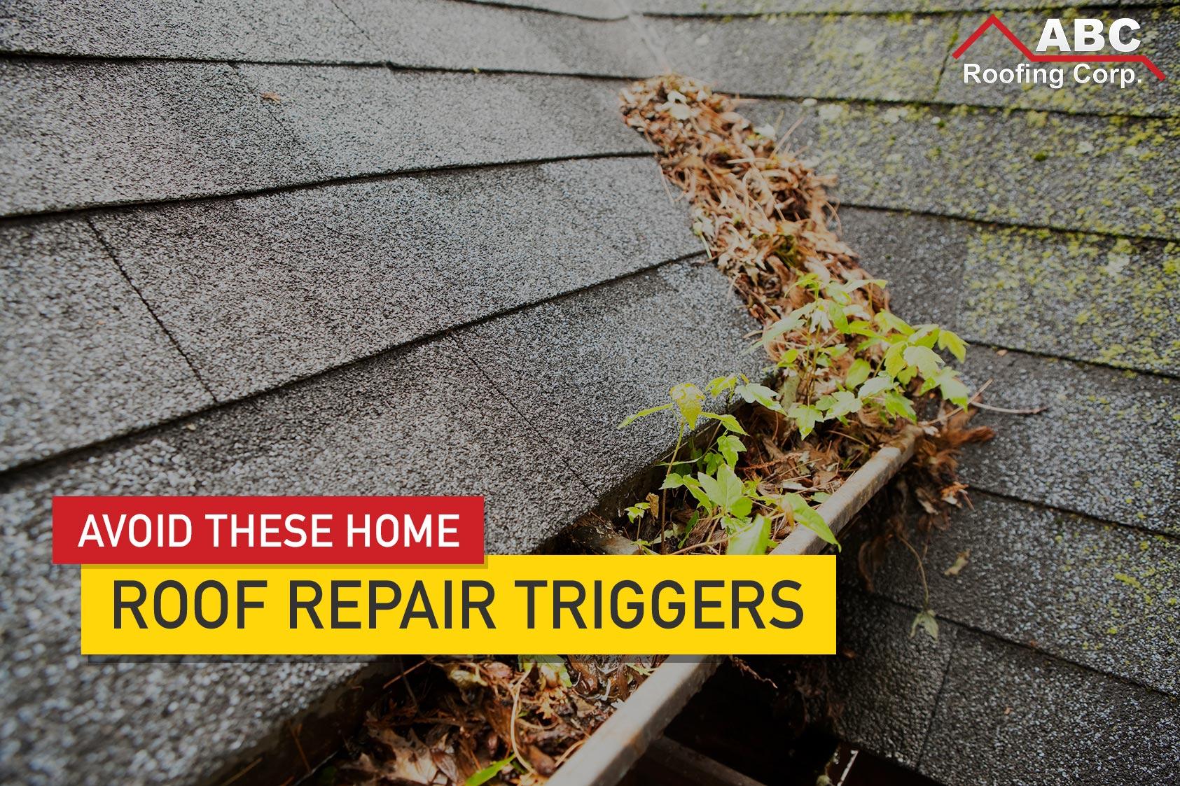 home roof repairs
