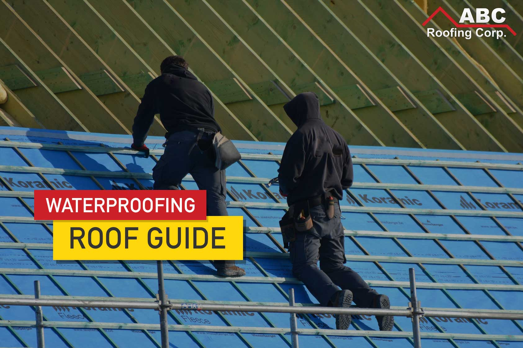 Waterproofing Roof Guide
