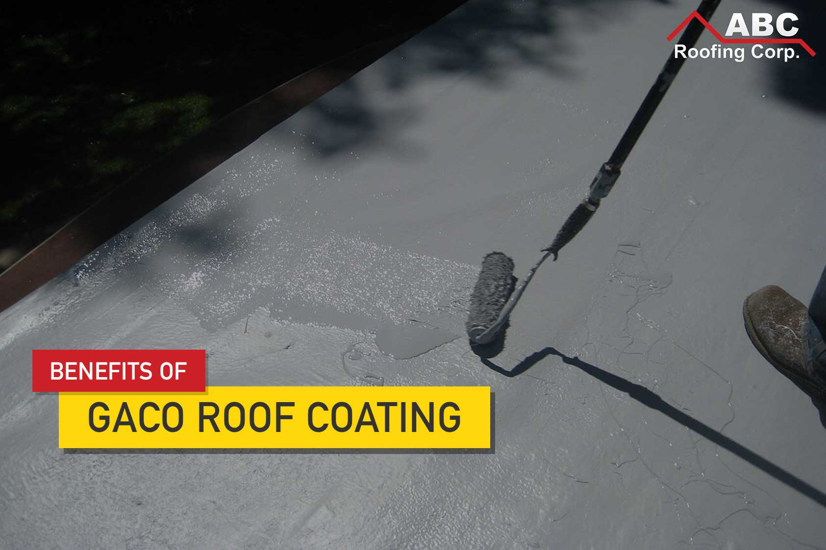 Gaco Roof Coating
