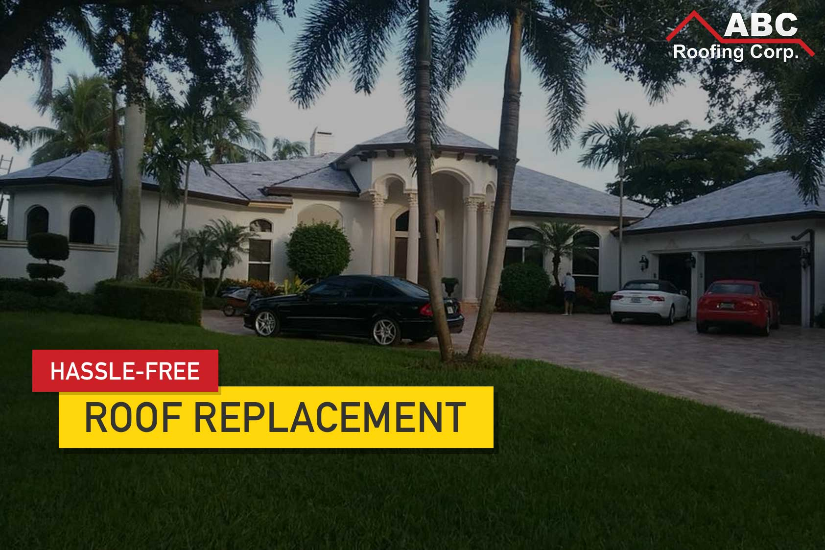 Hassle-Free Roof Replacement