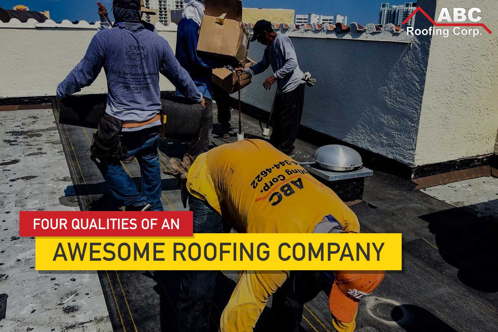 Awesome Roofing Company