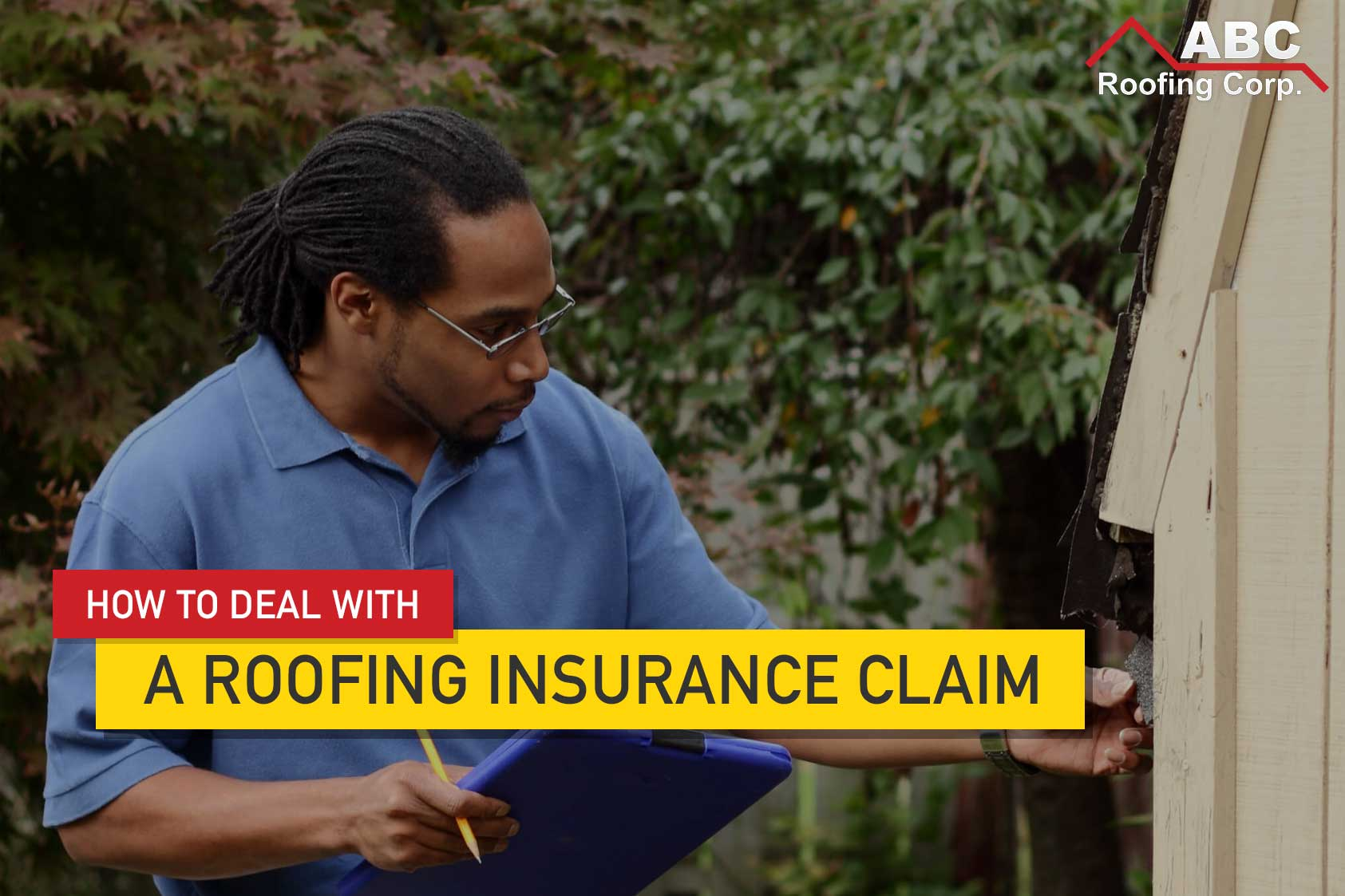 A Roofing Insurance Claim