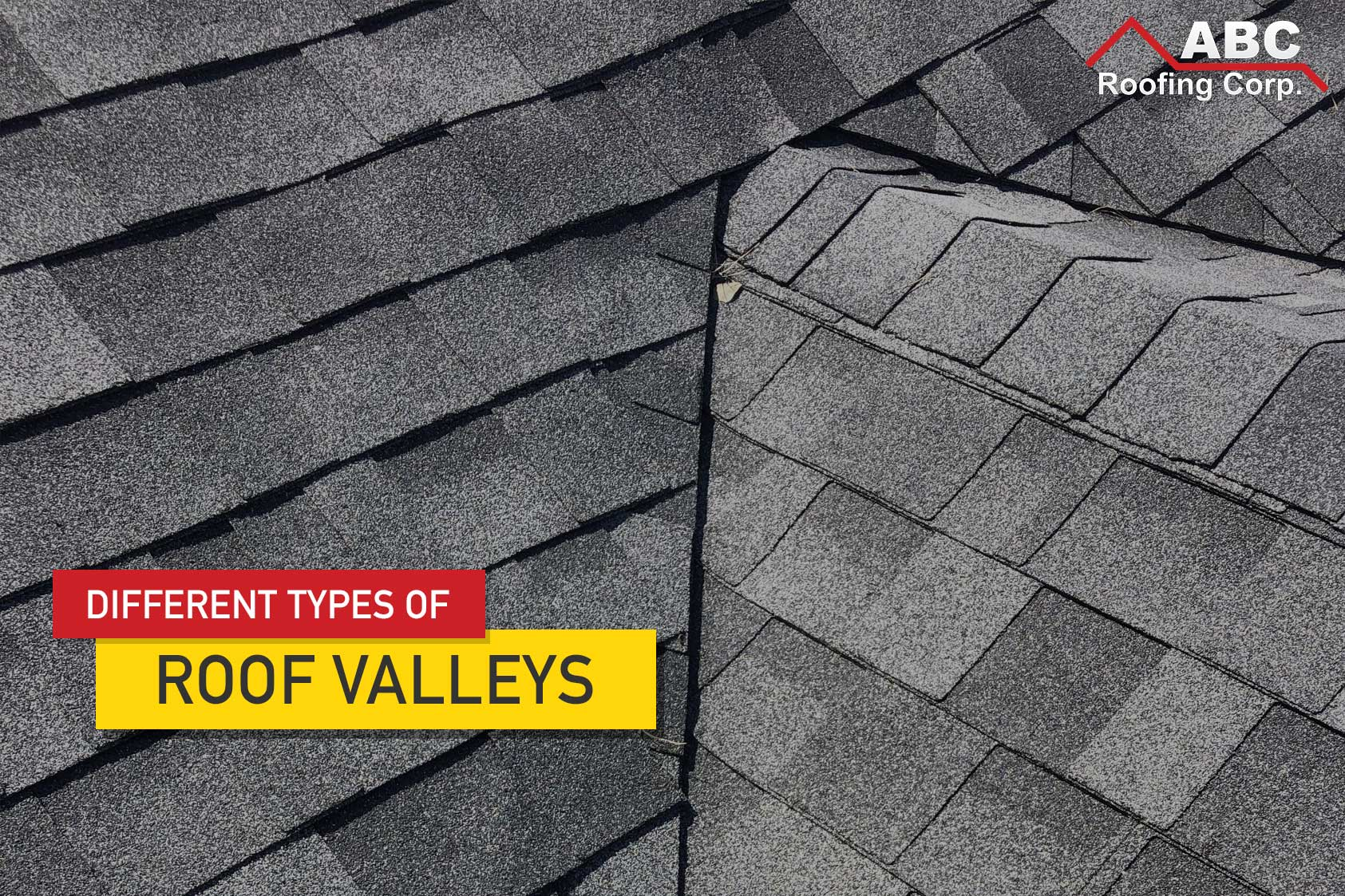 Different Types Of Roof Valleys
