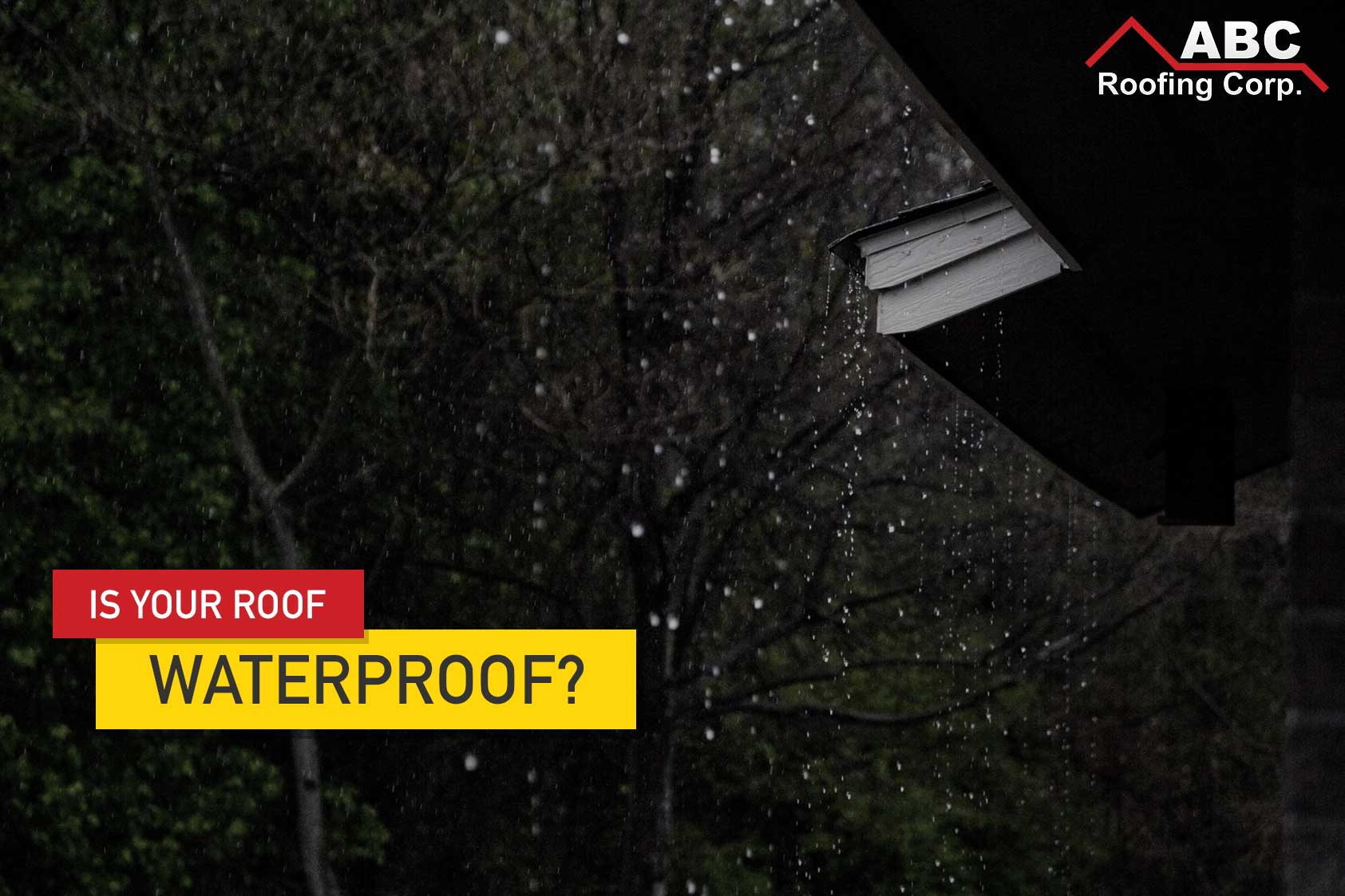Roof Waterproof