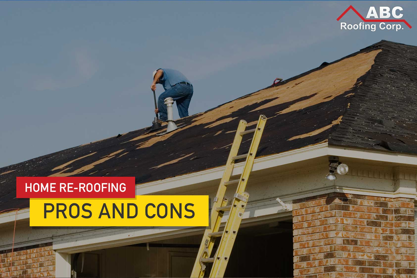 Home Re-Roofing