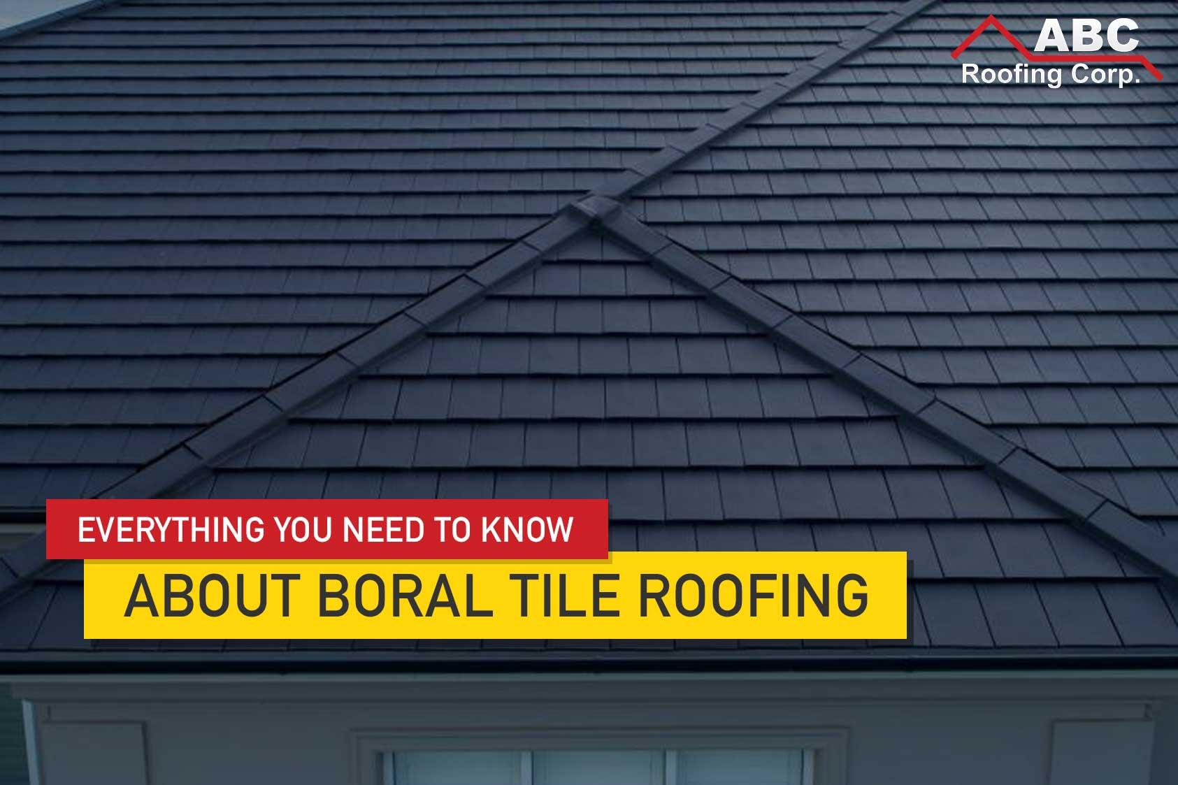 Boral Tile Roofing