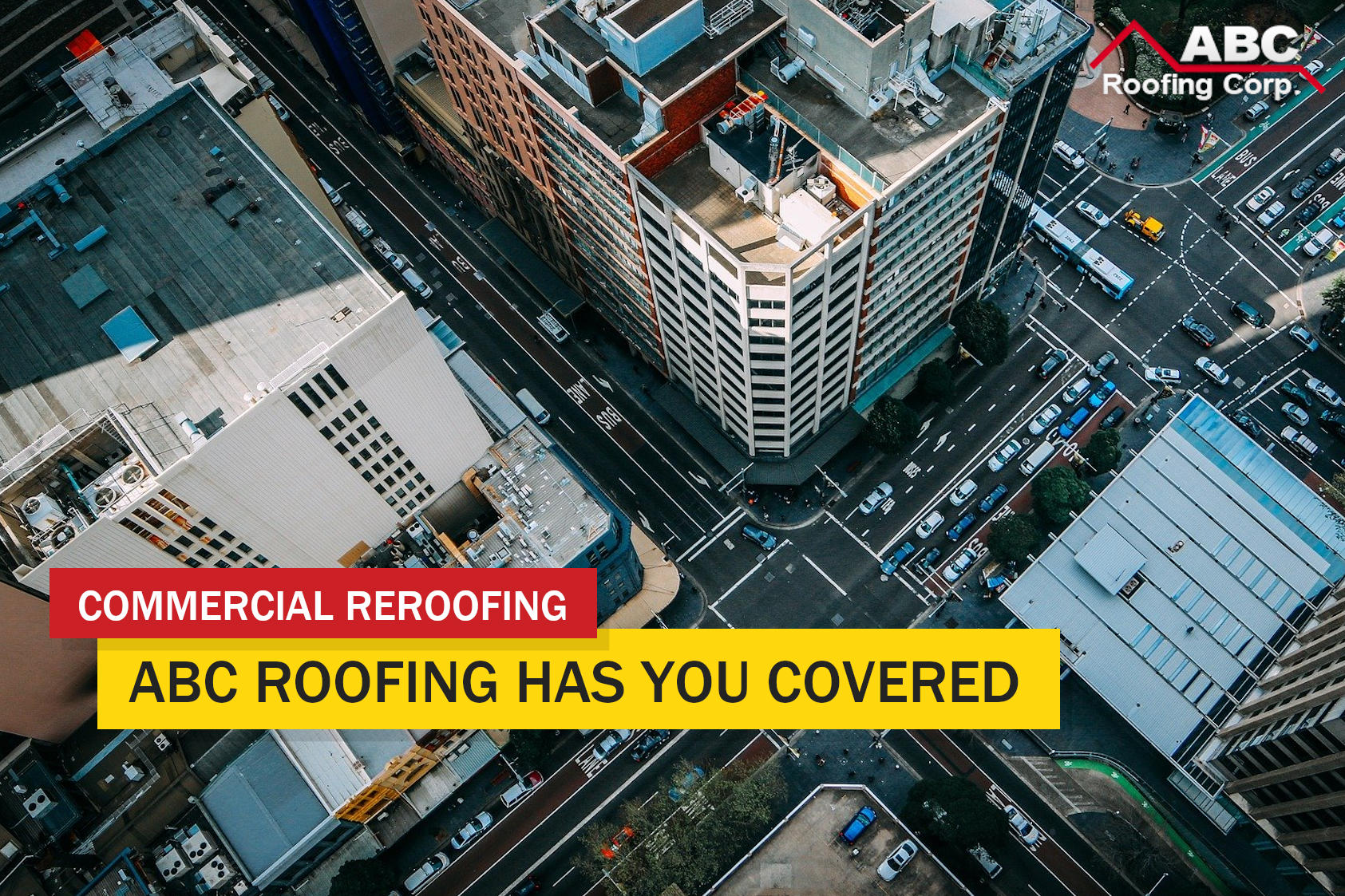 Commercial Reroofing
