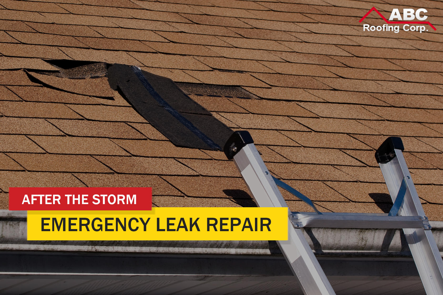 emergency leak repair