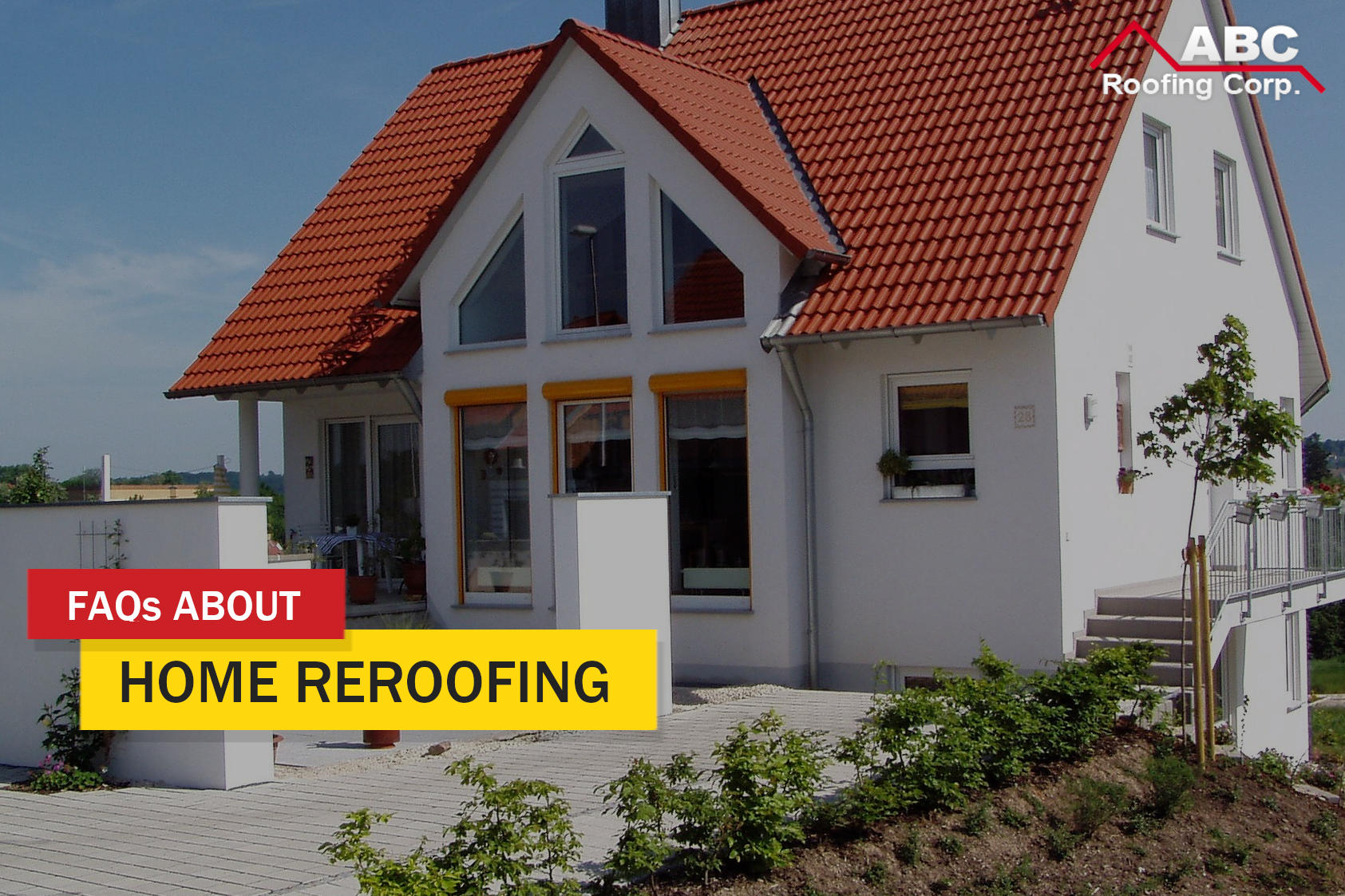 Home Reroofing